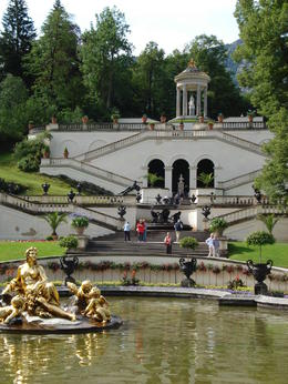 Photo of Munich Royal Castles of Neuschwanstein and Linderhof Day Tour from Munich DSC00165