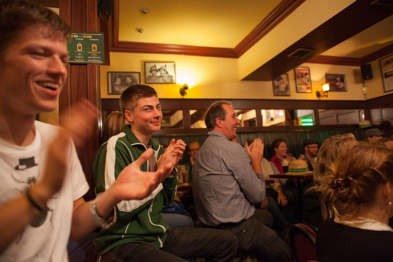 Dublin Traditional Irish Music Pub Crawl - Dublin