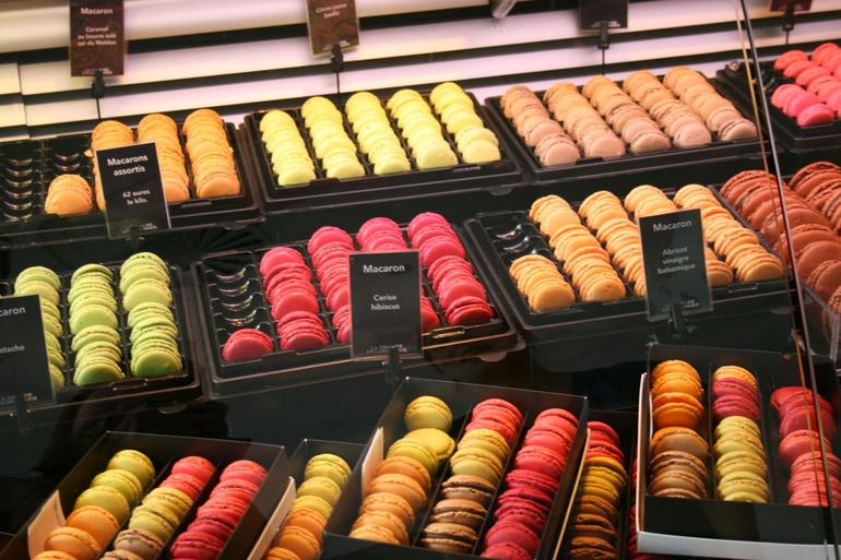 French Macaroons! - Paris