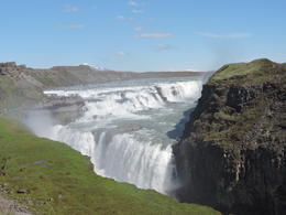 Photo of Reykjavik Golden Circle Classic Day Trip from Reykjavik Gullfoss falls