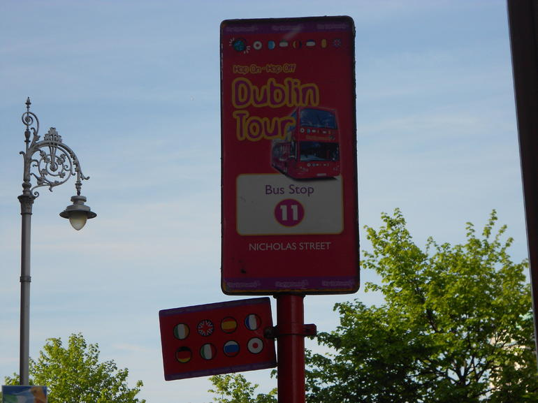 Hop on/off Dublin City - Dublin