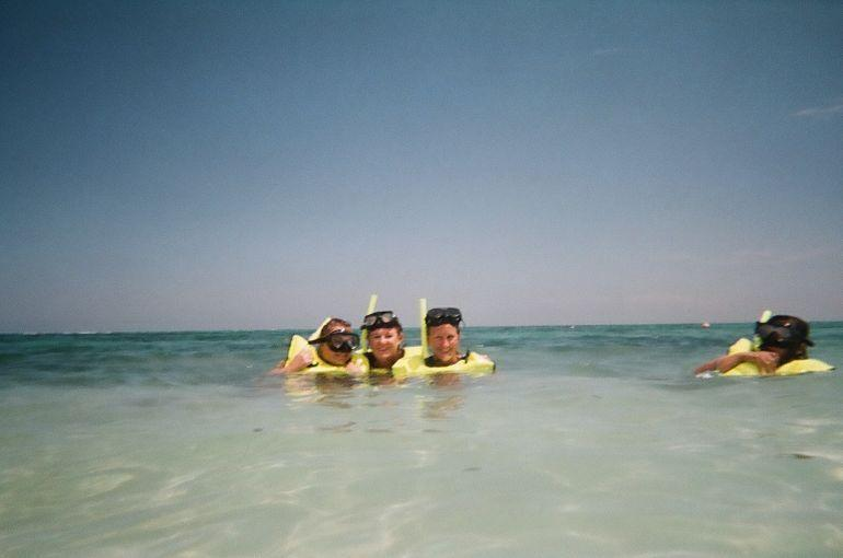 In the Sea - Cozumel