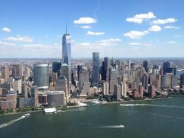 Photo of New York City Private Tour: Manhattan Helicopter Tour Manhattan Downtown
