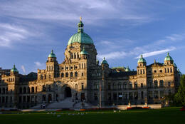 Photo of Victoria Victoria Shore Excursion: City Sightseeing Tour Parliament Building