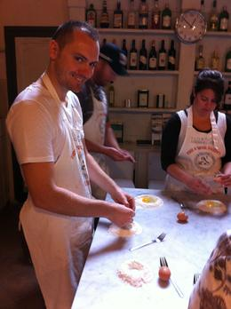 Photo of Florence Small-Group Italian Cooking Class in Florence Photo 14-04-2012 11 53 05