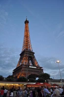 Eiffel Tower! , Swathi S - August 2011