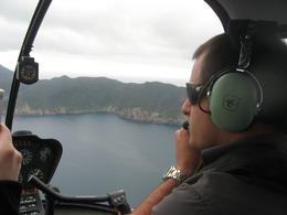 Photo of Bay of Islands Bay of Islands and Hole in the Rock Scenic Helicopter Tour Pilot
