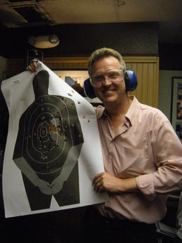 Photo of Las Vegas Viator Exclusive: Las Vegas Gun Store and Firing Range Package Pretty good effort!