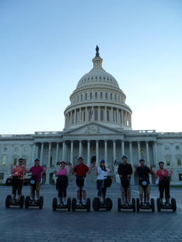Photo of Washington DC Washington DC Segway Night Tour Segway Tour