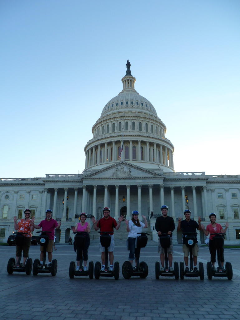 Segway Tour - Washington DC