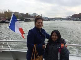 Seine River Hop-On Hop-Off Sightseeing Cruise in Paris, December 2014 , Jose A - December 2014