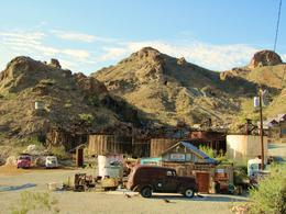 Photo of Las Vegas El Dorado Canyon and Gold Mine Trip Techatticcup