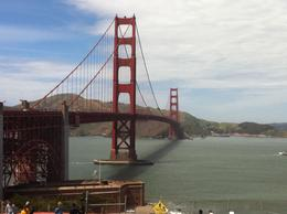 Photo of San Francisco San Francisco Deluxe City Tour, Muir Woods and Sausalito Day Trip The Golden Gate Bridge