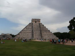 Photo of Cancun Chichen Itza Day Trip from Cancun The main pyramid