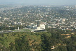 Photo of Los Angeles Hollywood Strip Helicopter Tour The Observatory