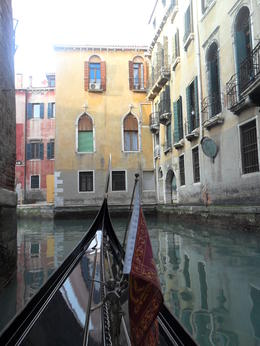 Photo of Venice Venice Gondola Ride and Serenade Venice Feb 2012 128