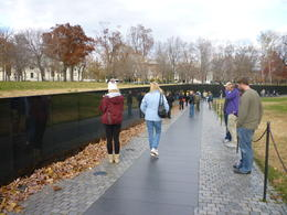 Photo of Washington DC Arlington National Cemetery and War Memorials Tour Vietnam Veterans Memorial