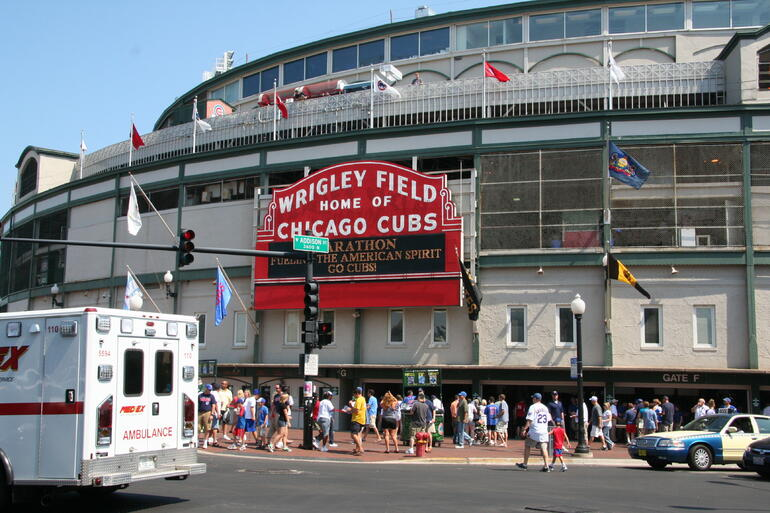 Wrigley Field - Chicago