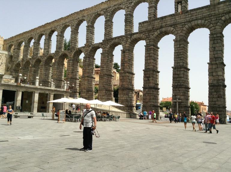 By the Aqueduct - Castile and Le�n