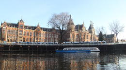 Photo of Amsterdam Skip the Line: Amsterdam and Holland Pass Estação Central