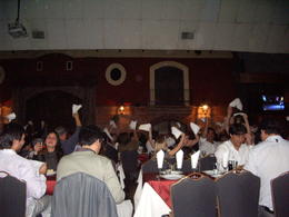 Photo of Santiago Chilean Folklore Show and Dinner with Transport Folklore Show