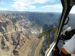 Photo of Las Vegas Grand Canyon All American Helicopter Tour In flight picture