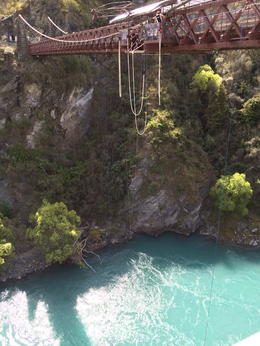 Photo of Queenstown The Original Kawarau Bridge Bungy Jump in Queenstown Kawarau Bungy Jump