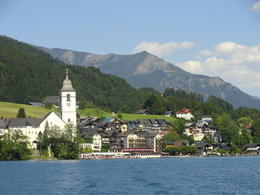 Photo of Munich Salzburg and Lake District Day Tour from Munich Lake Wolfgangsee