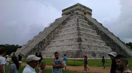 Photo of Cancun Chichen Itza Day Trip from Cancun Main temple