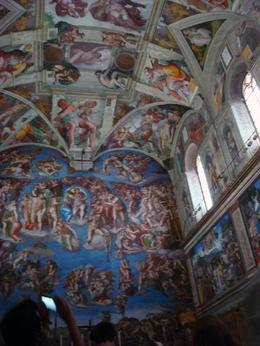 Photo of Rome Skip the Line Private Tour: Vatican Museums Walking Tour Map Close Up!