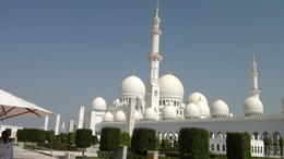 Photo of Dubai Private Tour: Abu Dhabi Sightseeing with Transport from Dubai Mosque