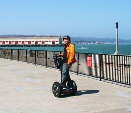 Photo of San Francisco San Francisco Waterfront Segway Tour Our Tour Guide