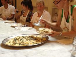 Photo of Florence Small-Group Italian Cooking Class in Florence Ravioli!