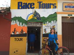Photo of Bogotá Bike Tour of Bogotá Ready to go