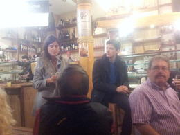 Photo of Venice Venice Food Tour: Cicchetti and Wine Second bar of the tour