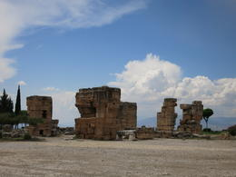 in Hierapolis - whole site is huge, Patricia P - July 2014