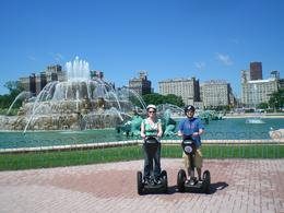 Photo of Chicago Chicago Segway Tour The fountain