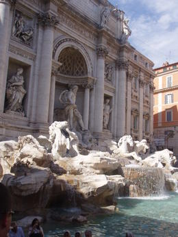 Photo of Rome Ancient Rome Half-Day Walking Tour Trevi Fountain