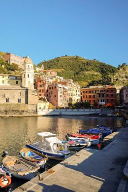 Vernazza view , Nitipon S - November 2015