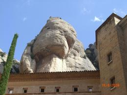 Photo of Barcelona Montserrat Royal Basilica Half-Day Trip from Barcelona View of Monserrat