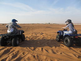 Photo of Dubai Private Tour: 4x4 Desert Adventure Safari from Dubai 4 wheel drive