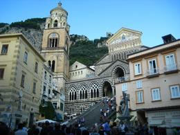 The town of Amalfi, Phillip M - October 2009