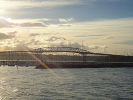 Photo of   Auckland Harbour Bridge