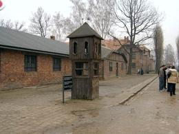 Auschwitz Camp. - January 2008