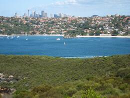 Photo of   Balmoral Beach from Grotto Point Reserve