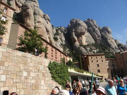 Photo of Barcelona Montserrat Royal Basilica Half-Day Trip from Barcelona Basilica