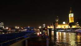 Photo of London The London Showboat Dinner Cruise on the Thames River Big Ben!!!