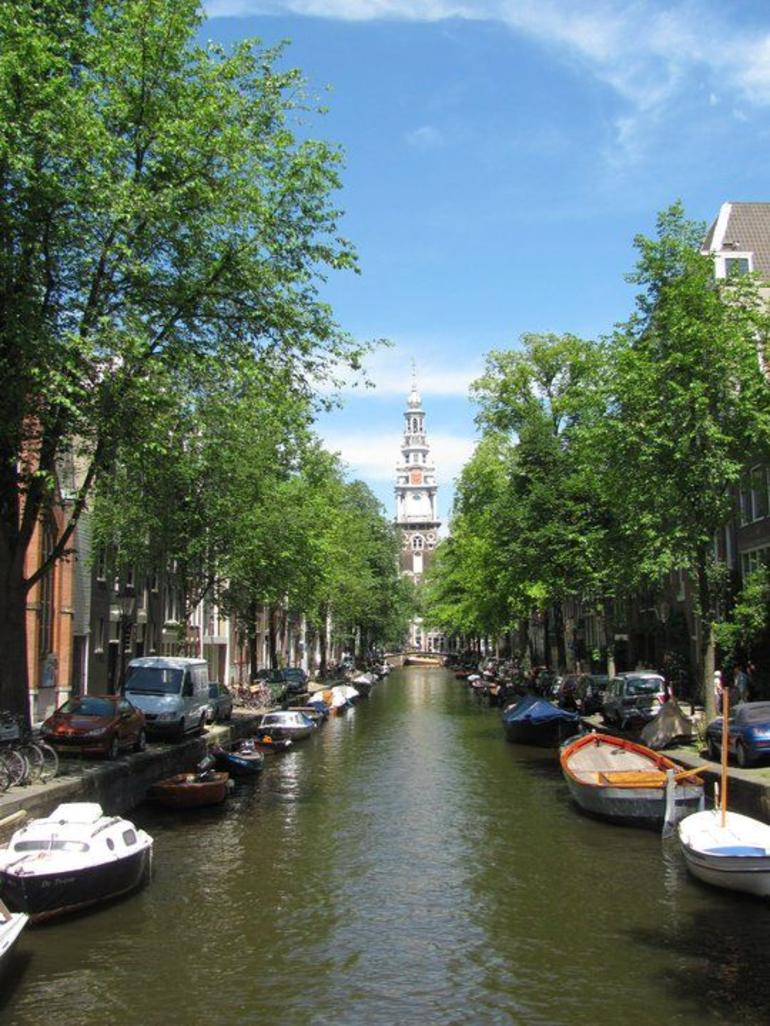 Canal view - Amsterdam