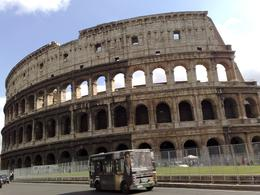 The famous Colosseum in Rome., Ramesh S - March 2008