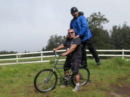 Photo of Maui Maui Downhill Bike Ride Drew and Tomas-- Bike Ride Tour Guides